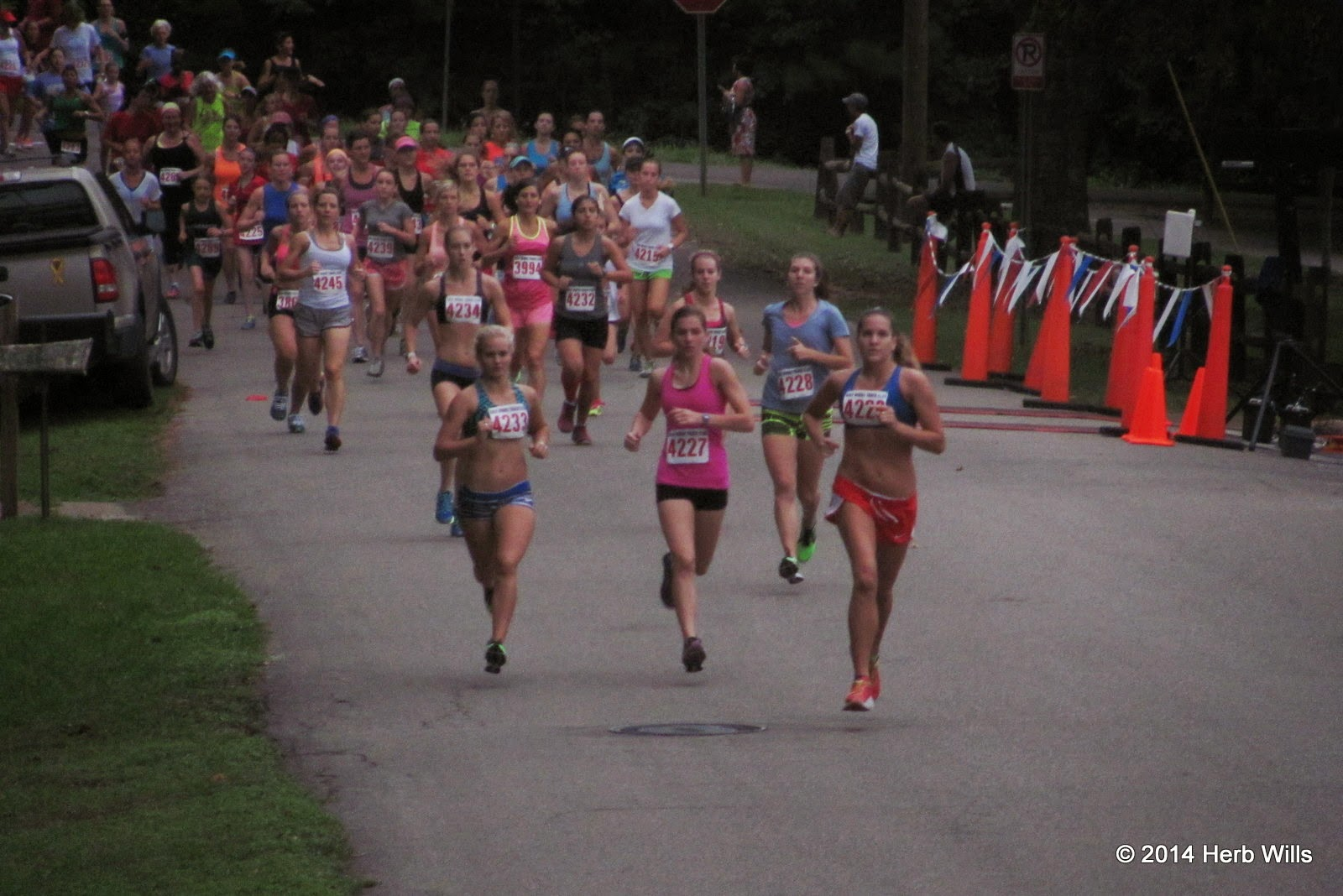 Tallahassee Women's Distance Festival 5K