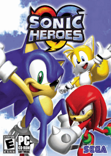 Download PC Game Sonic Heroes Rip (Mediafire Link)