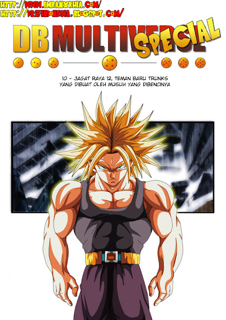 DOWNLOAD KOMIK DRAGON BALL MULTIVERSE CHAPTER 10 BAHASA INDONESIA