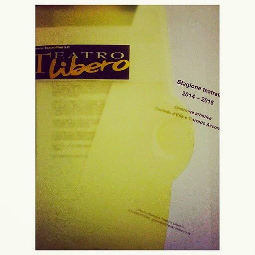 la stagione teatrale 2014/2015 del teatro libero di milano inizia con Novecento
