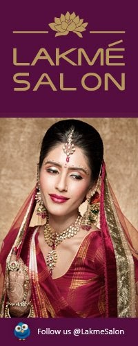 Lakm 233 Salon S Bridal Look Photo Contest Gingersnaps