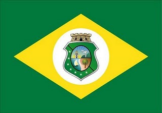 BANDEIRA DO NOSSO AMADO ESTADO DO CEAR