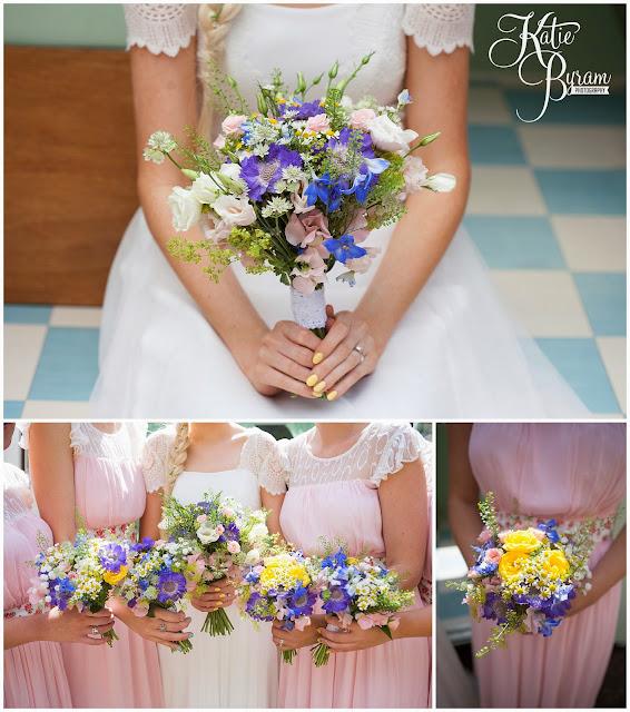 lavenders blue florist, wildflower florist, lavender blue morpeth, camper van hire newcastle, wedding camper van northumberland, eshott hall, eshott hall wedding, morpeth wedding, katie byram photography, vintage wedding