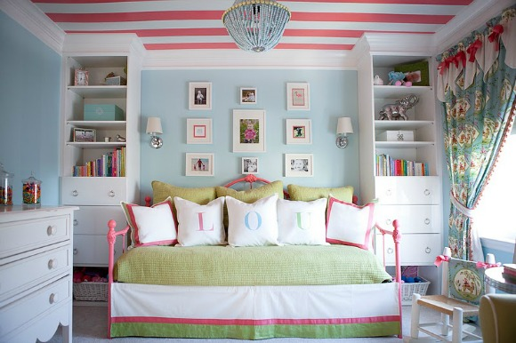 Fun Girl Bedroom Ideas
