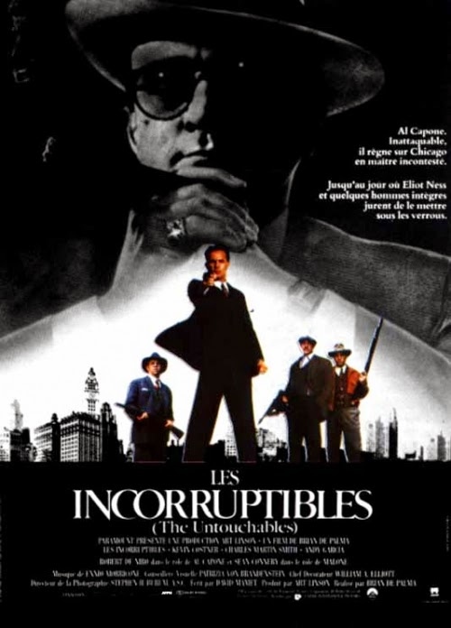 Les Incorruptibles - The Untouchables