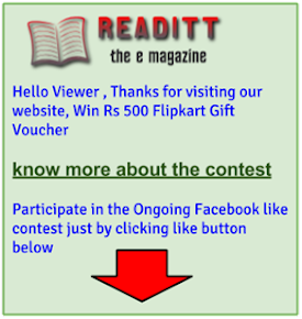 Readitt Facebook Like contest