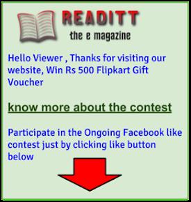 Readitt Facebook Like contest