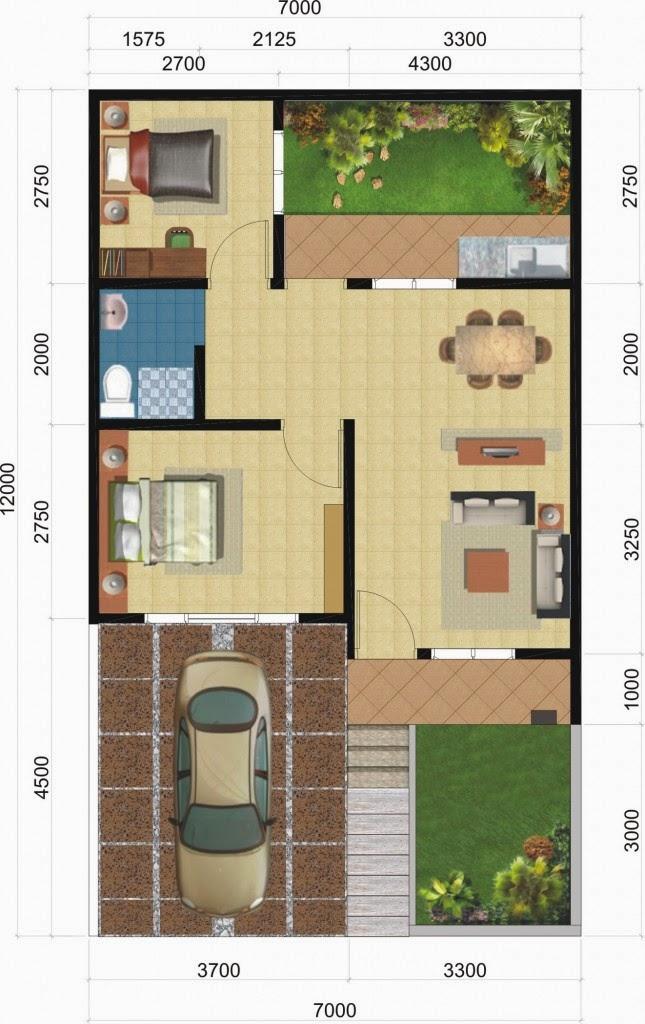 denah rumah minimalis type 36, sketsa rumah minimalis type 36, gambar rumah minimalis type 36