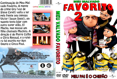Meu Malvado Favorito 2 - Filme Completo Dublado (Download