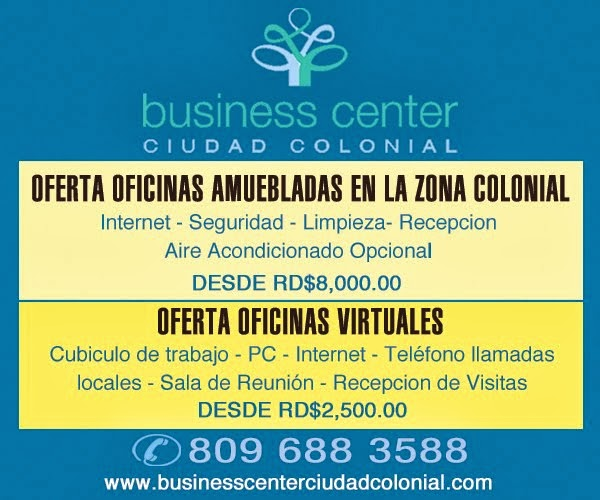 Business Center, Ciudad Colonial