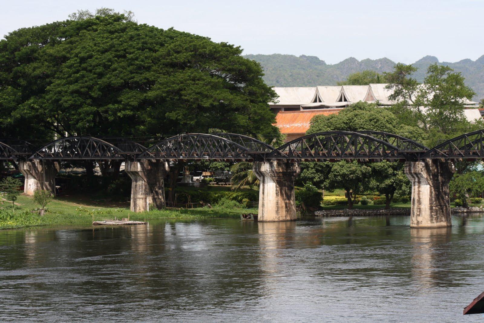 bridge on the river - photo #3