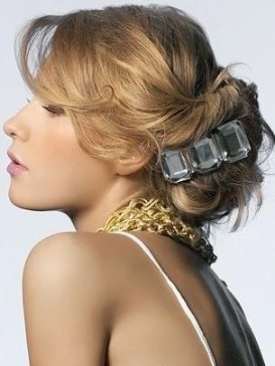 Recogidos y Peinados de novia Ella Hoy - Peinados Novia Modernos