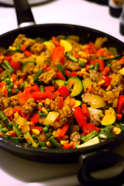 For The Love Of Spice And Veggies