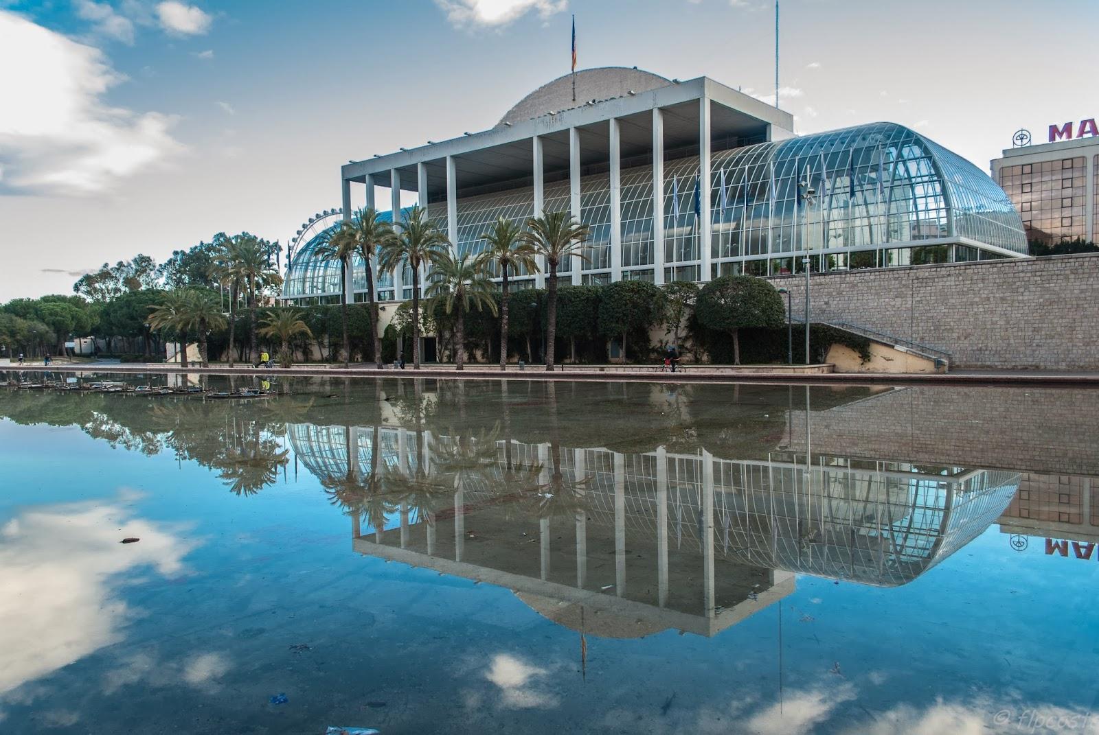 Resultado de imagen de el palau de la música valencia