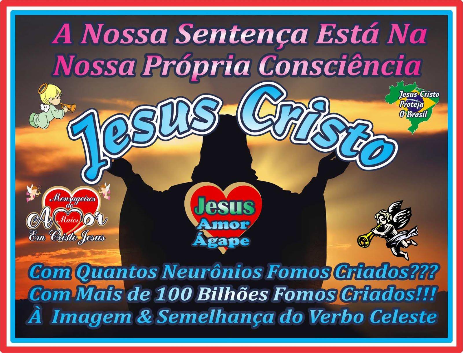 É Jesus Cristo A Razão da Existência