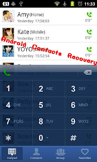 samsung galaxy contacts recovery