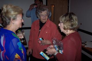 Pat, Kathy, Barbara