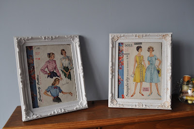 vintage sewing pattern http://snadralovesblogging.blogspot.co.uk/