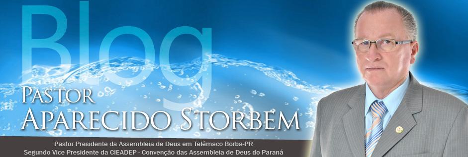 Pastor Aparecido Storbem
