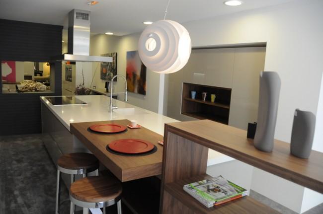 Muebles de dise o moderno y decoracion de interiores - Distribucion cocina ...