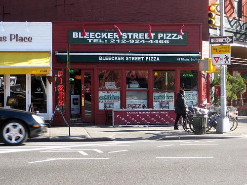 Indian Restaurant Bleecker Street New York