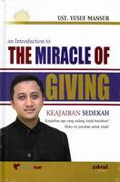 the miracle of giving yusuf manshur rumah buku iqro buku islam
