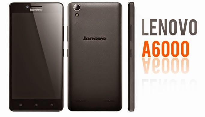 5.000 Unit Lenovo A6000 Ludes dalam 10 Menit