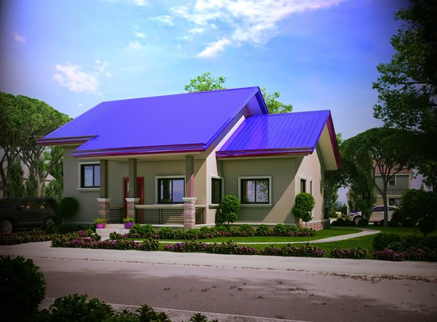 contoh gambar rumah sederhana minimalis