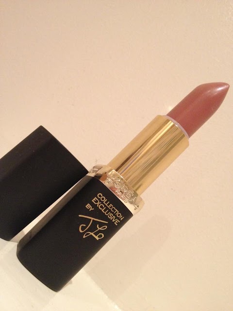 JLo designed this? L'Oreal Color Riche Lipstick Review