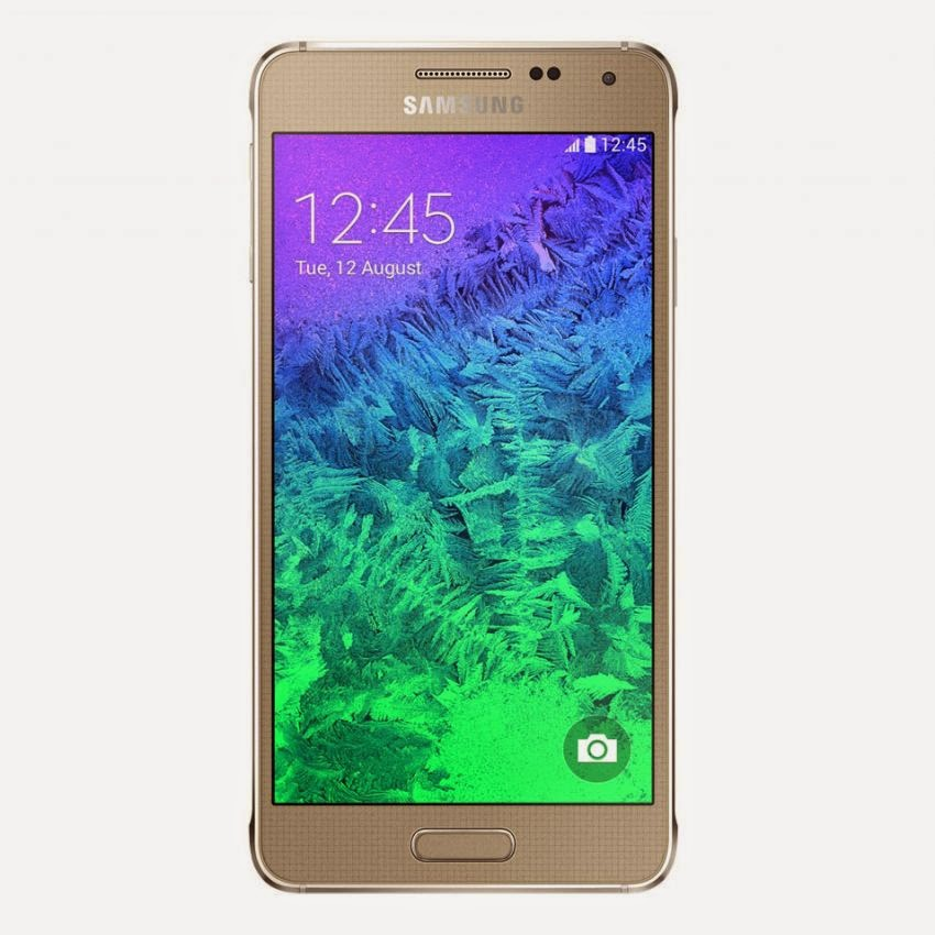 Spesifikasi Dan Harga Baru Samsung Galaxy Alpha SM-G850