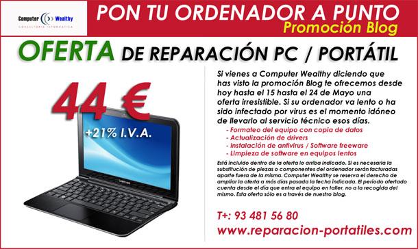 15 may 2013 servicio t cnico de reparaci n de portatiles for Reparacion de portatiles en barcelona