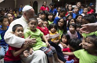 Pope street kids Manila