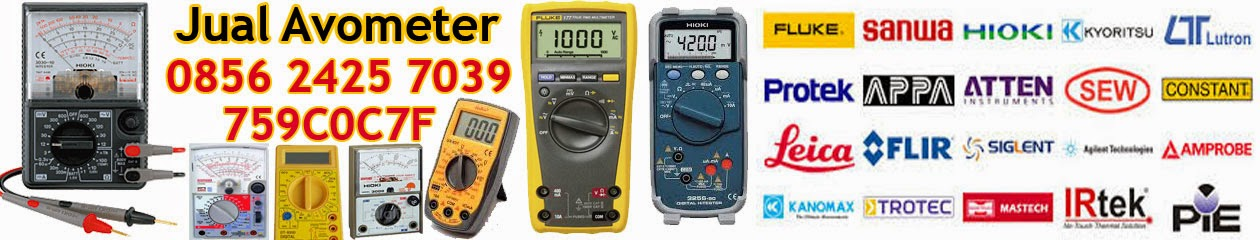 Jual Avometer Analog dan Digital