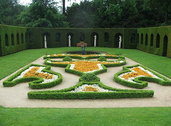 Xardinnova parterre for Sims 2 mansiones y jardines