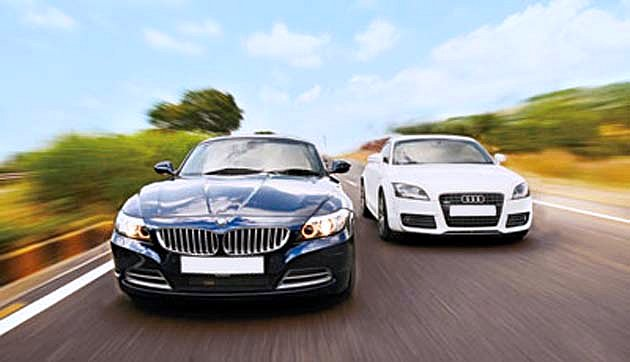 bmwz4 vs auditt style performance featured