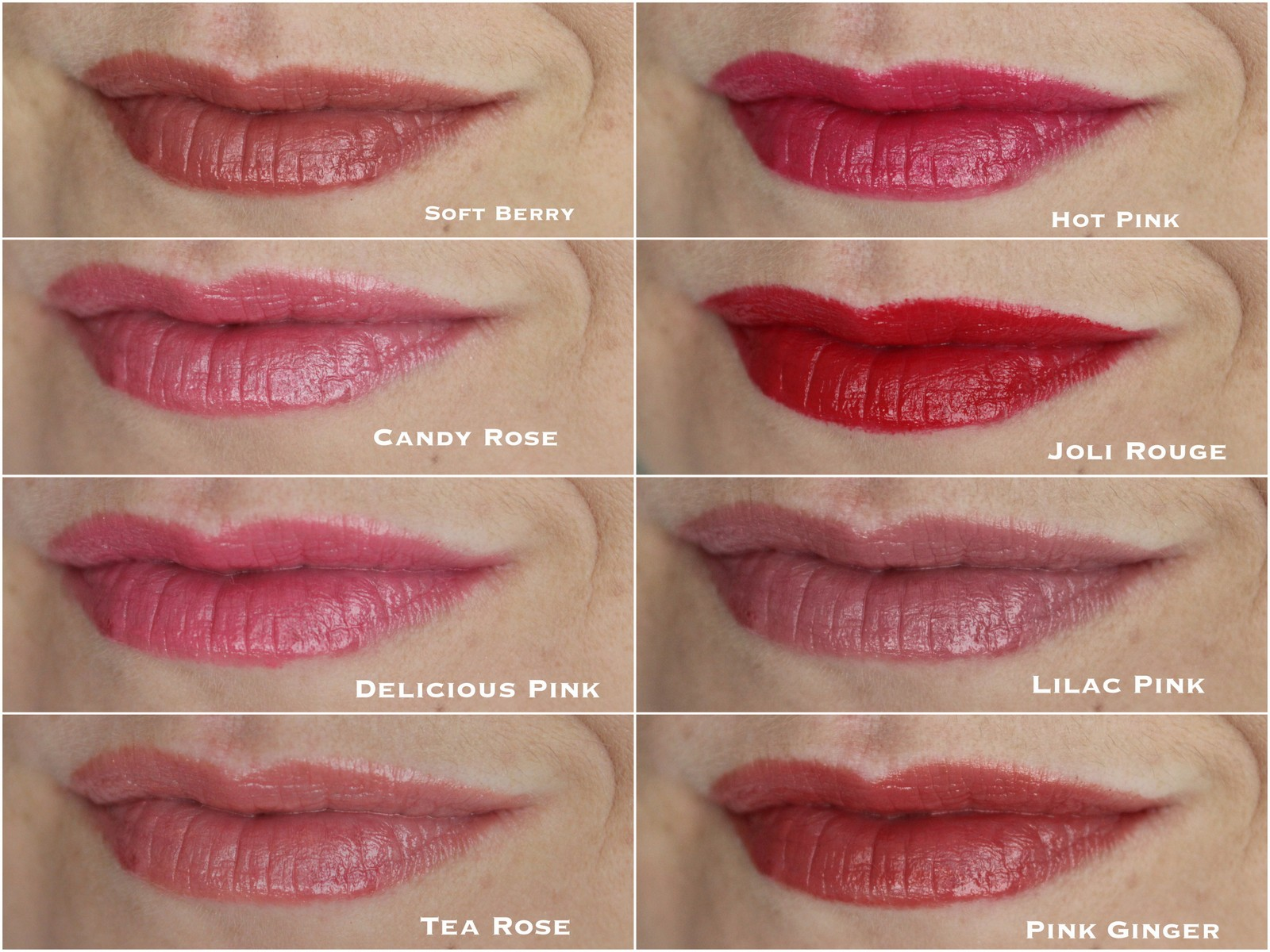 Clarins Joli Rouge Lipsticks Review Photos Swatches