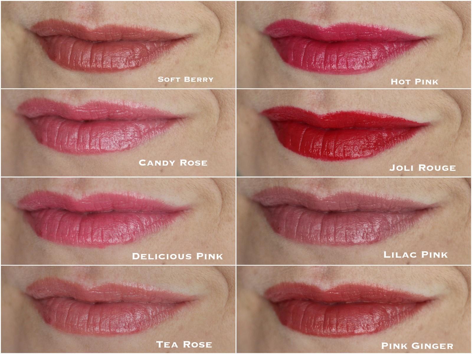 clarins joli rouge