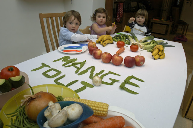 "mange tout+009 3 - ABCTV ""Fast Food Baby"" Child Feeding Expert Shares Her Secrets"