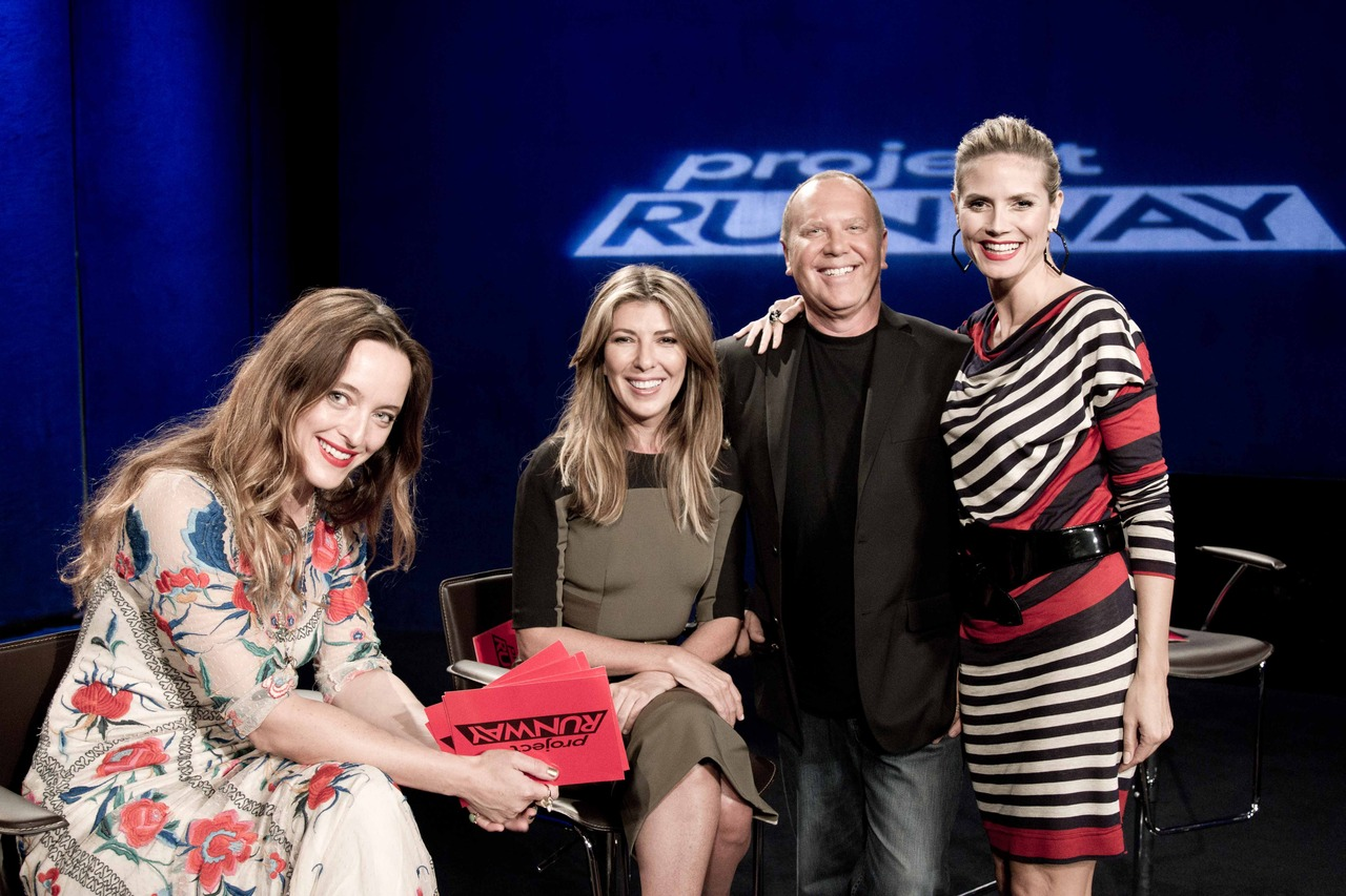 This Week's Guest Judge is Alice Temperley