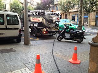 Mantenimiento de alcantarillas en Mataró