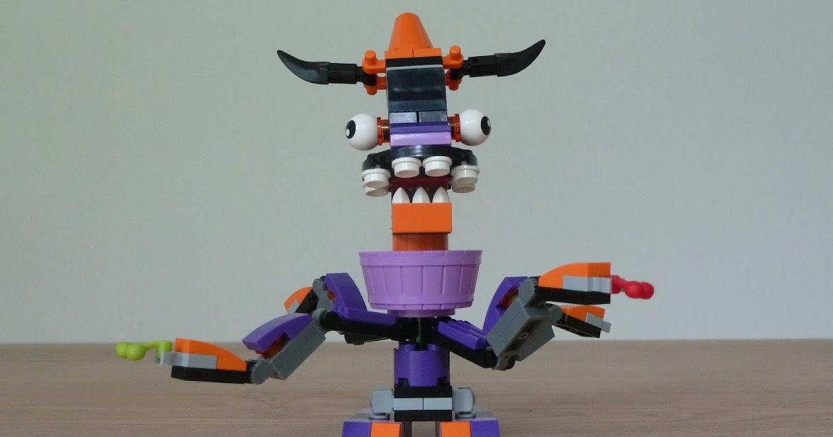 Totobricks Berp Tentro Mix Or Murp Instructions Lego Mixels Lego