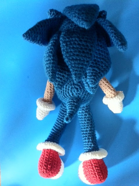 sonic the hedgehog knitting patterns Diigo Groups
