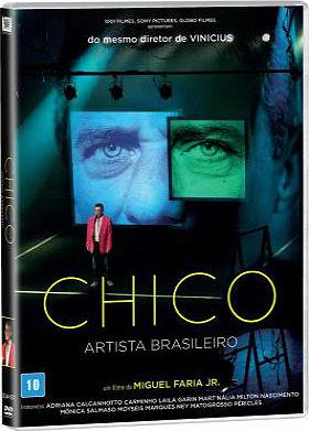 Filme Poster Chico: Artista Brasileiro DVDRip XviD & RMVB Nacional