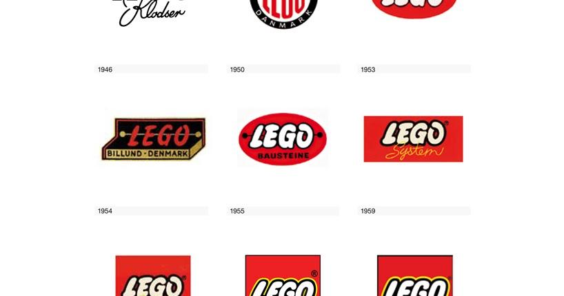 Rohit Agarwal: Lego Logo History
