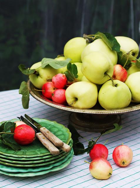 äpple inspiration äppelchutney
