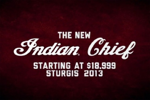 Indian Motorcycle Announce Price Indian Chief 2014