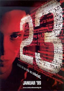 Cover, dvd, carátula: 23 Nada es lo que parece | 1998 | 23 - Nichts ist so wie es scheint