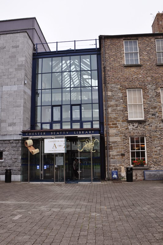 Irland 2014 - Tag 7 | Dublin | Chester Beatty Library