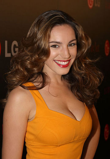 Kelly Brook has the world's sexiest celebrity body