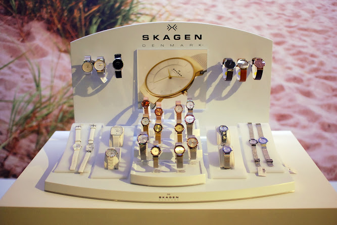 Skagen Watches 2013 Spring Summer